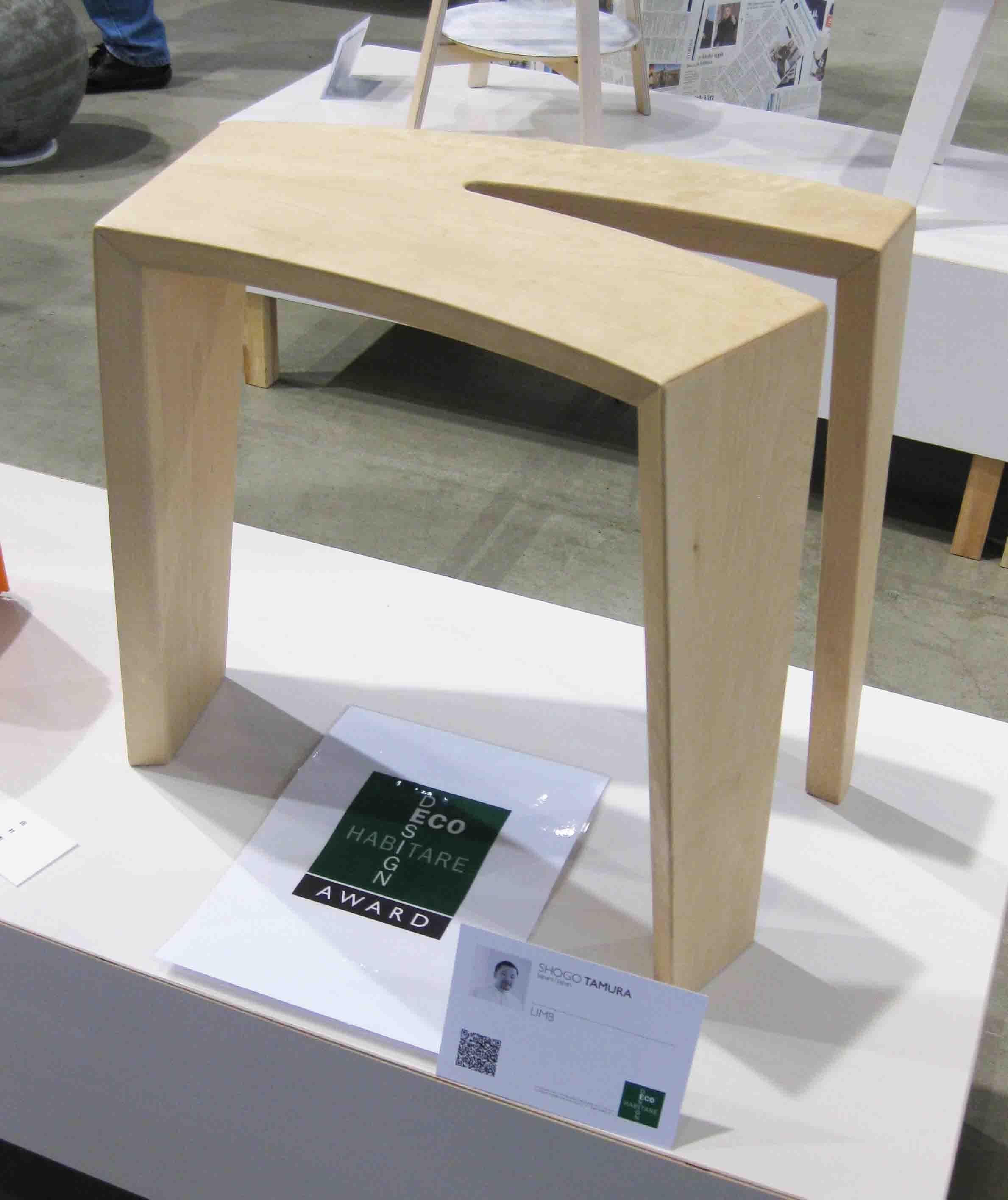 102 Eco Design Shogo Tamura Limb-jakkara