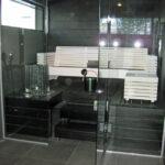 Sohva saunassa