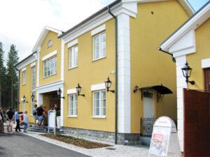 Kartanomainen Villa Tango