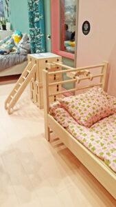 Gymi Furniture, aktivoivat lasten-kalusteet