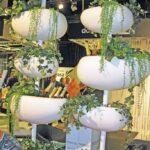 Roltrade, kauniit kukkapurkit