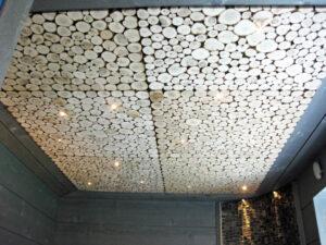 Fortum Koti saunan katto