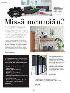 Kotiaarre-lehden artikkeli